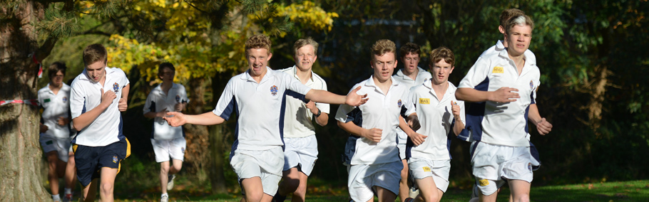 RBCS-Slider - happy cross country runner